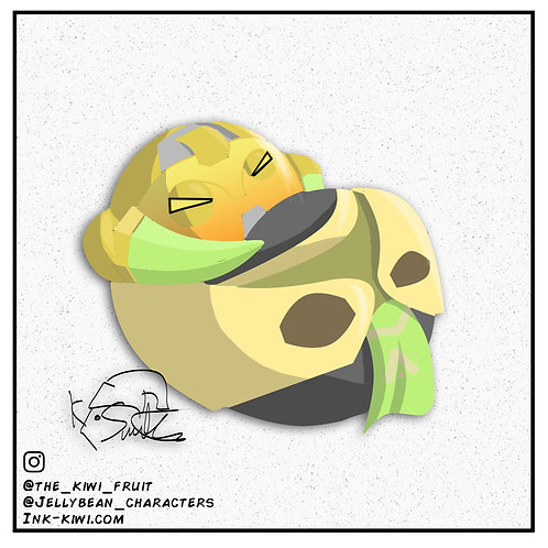 Jelly Bean Orisa