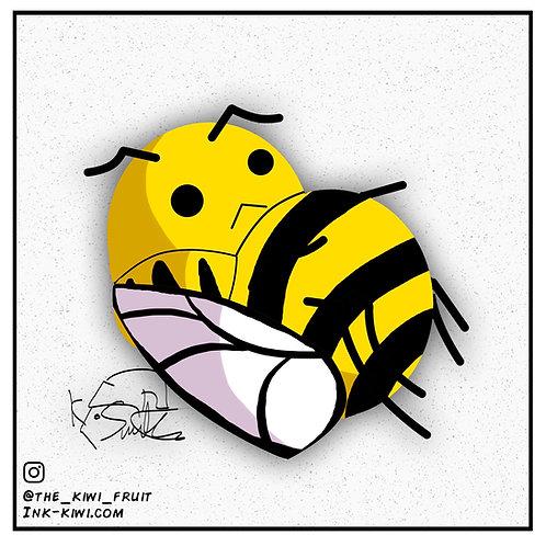 Jelly Bean Bee