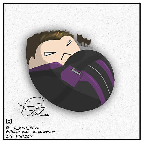 Jelly Bean Hawkeye