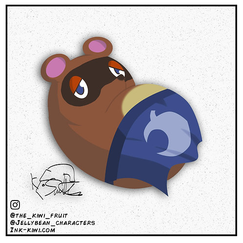 Jelly Bean Tom Nook
