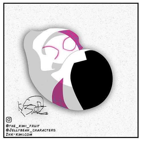 Jelly Bean Spider-Gwen