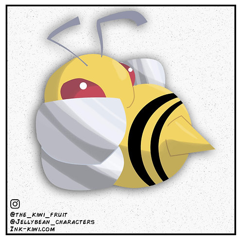 Jelly Bean Beedrill