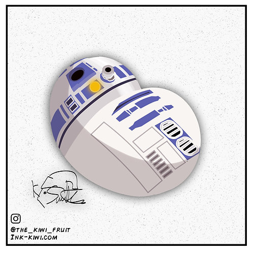 Jelly Bean R2D2