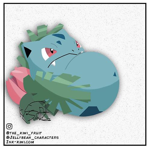 Jelly Bean Ivysaur