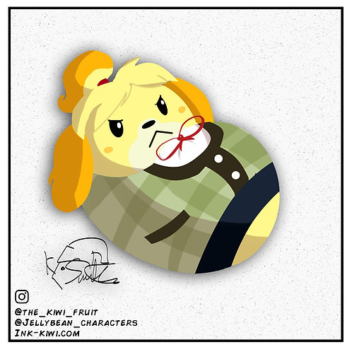 Jelly Bean Isabelle