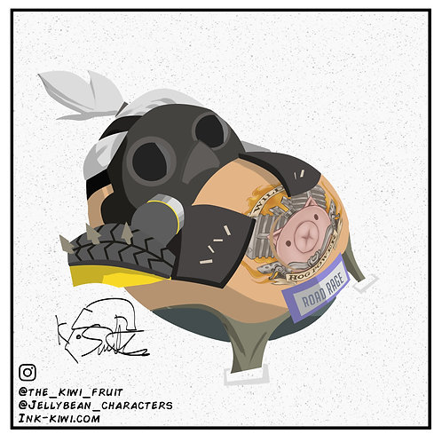 Jelly Bean Roadhog