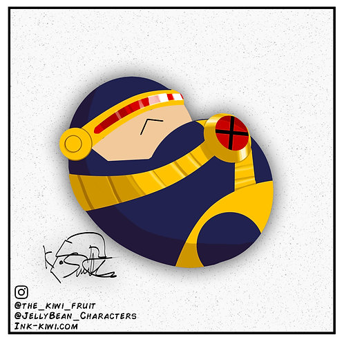 Jelly Bean Cyclops