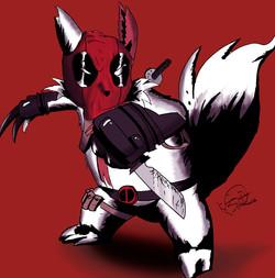 Deadpool Zangoose Final