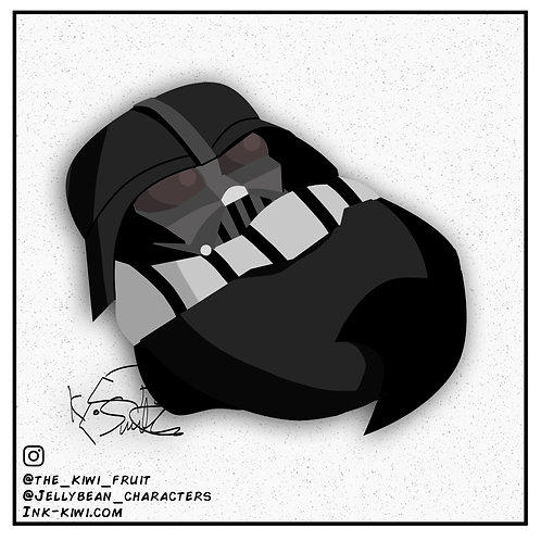 Jelly Bean Darth Vader (Episode IV)