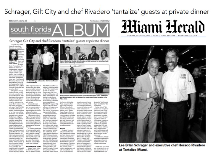 The Miami Herald Album