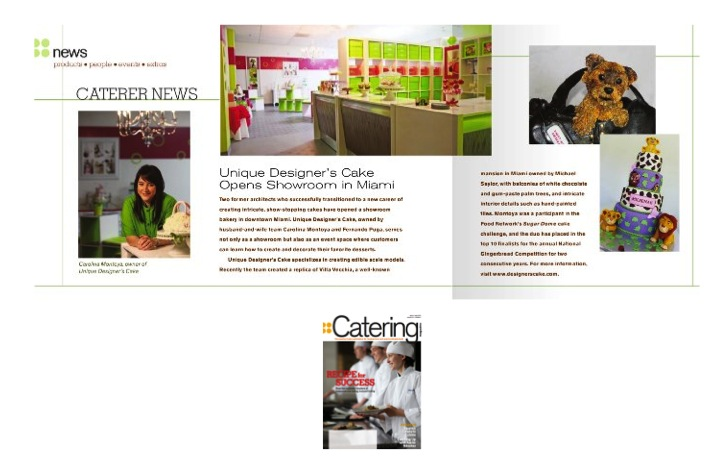 Catering News