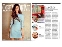 Ocean Drive Magazine Sept. 2105