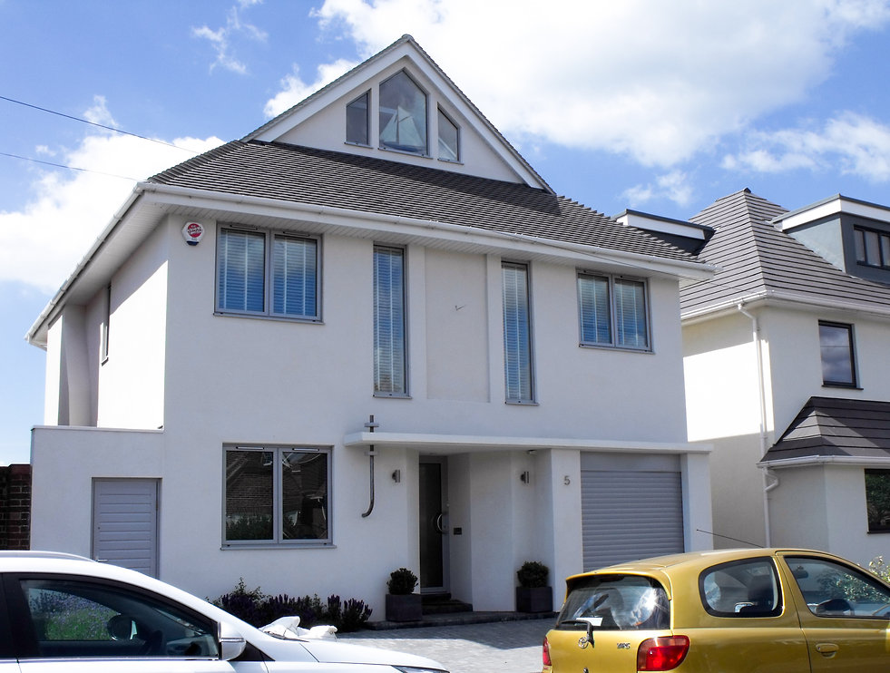 Complete House Redesign in Hampshire