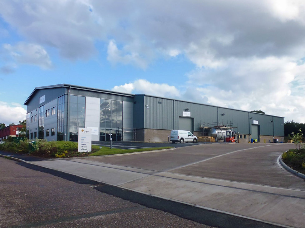Large Commercial New Build in Devon