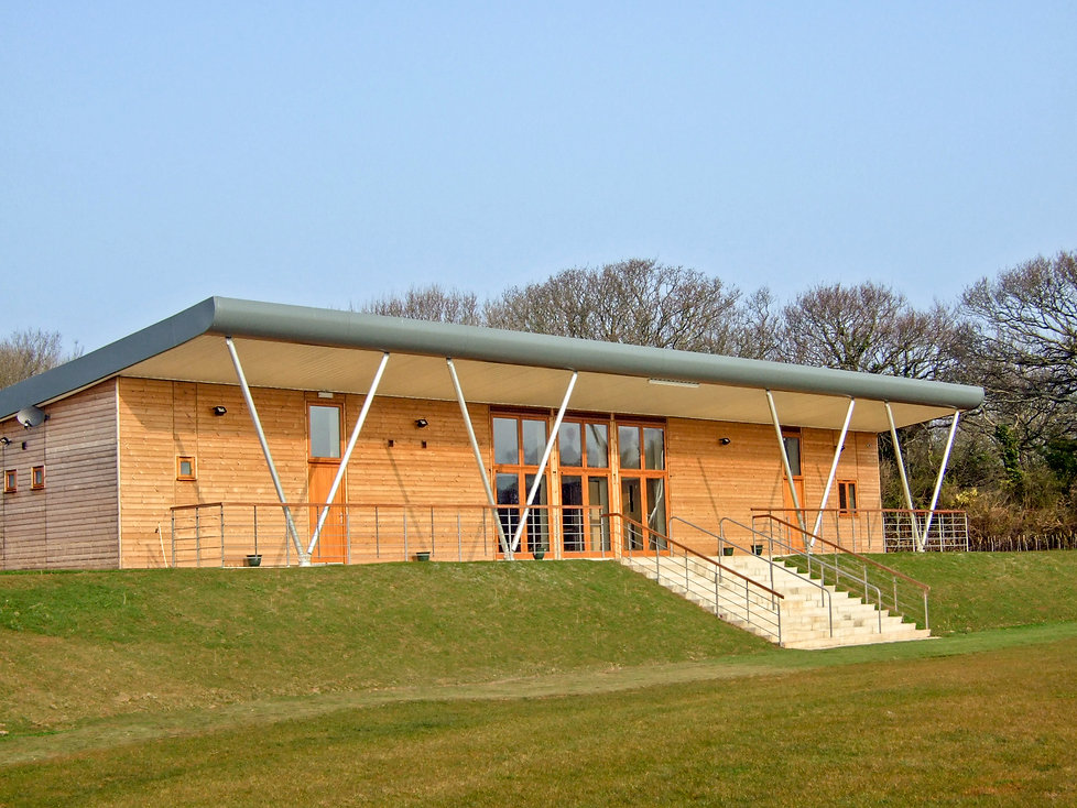 Brixham Cricket Club Pavillion