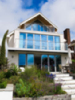 Glazed Modern House Conversion