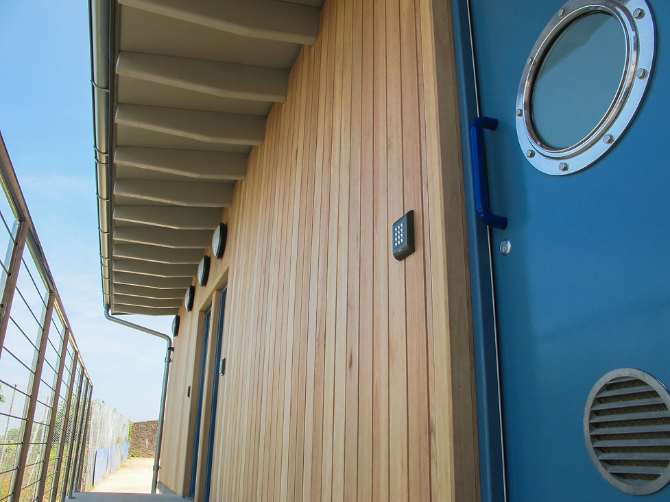 Changing Facility Extension to Grenville House Outdoor Eduction Centre in Brixham