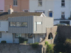 Contemporary House Extension in Brixham