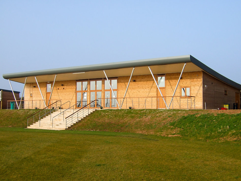 Brixham Cricket Club Commercial Development MTA Chartered Architects Devon