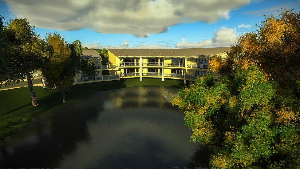 Hill Pond Commercial Development