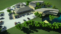 Aerial Architectural Visual for the Proposed Commercial Development at Hill Barton Business Park, Clyst St Mary, Exeter