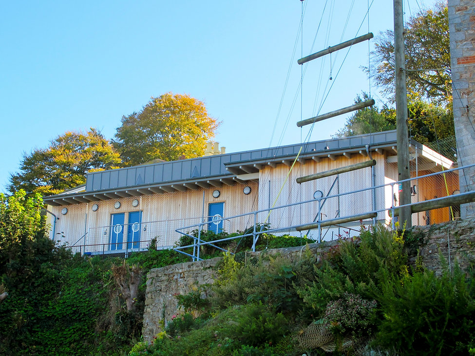 Grenville House Outdoor Education Centre Changing Facilities in Brixham