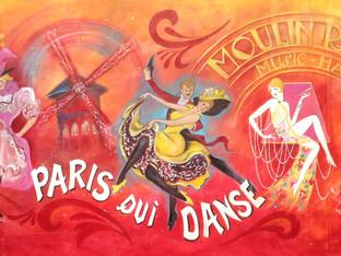 Moulin Rouge-ing it!