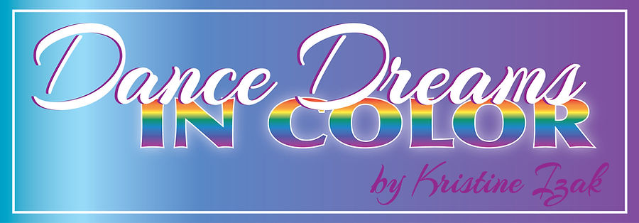 Dance Dreams Coloring Book