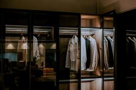 Wardrobe LED