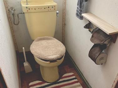 後回しになりがちな我が家【トイレ交換工事】