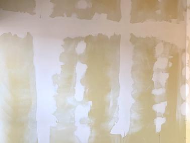 作業場DIY【壁塗装】