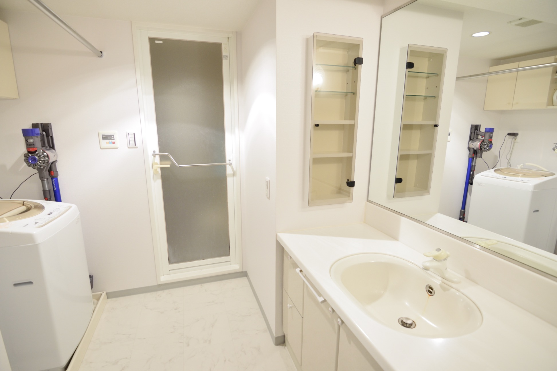 マンションリフォーム/洗面室