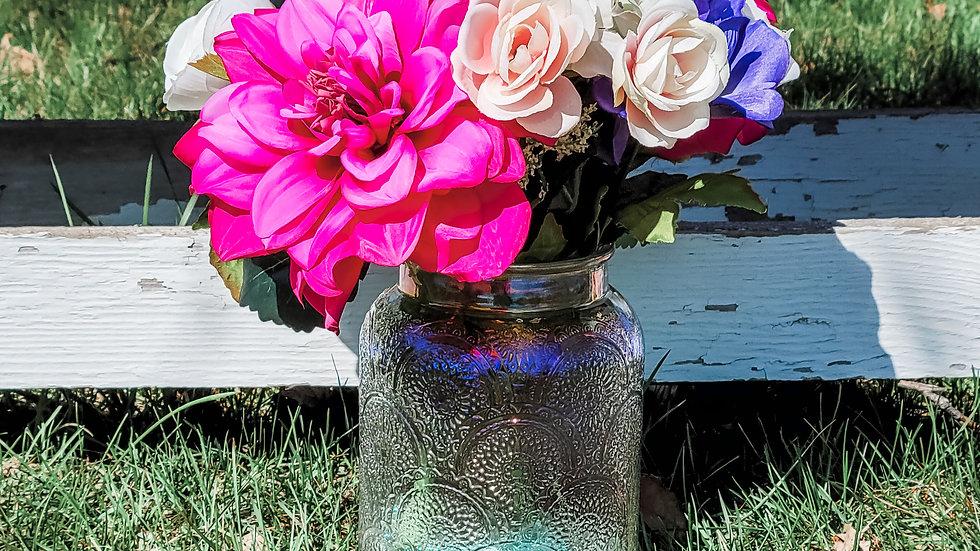 Iridescent Petals