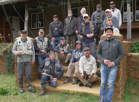 Fly Fishing Workshop Weekend