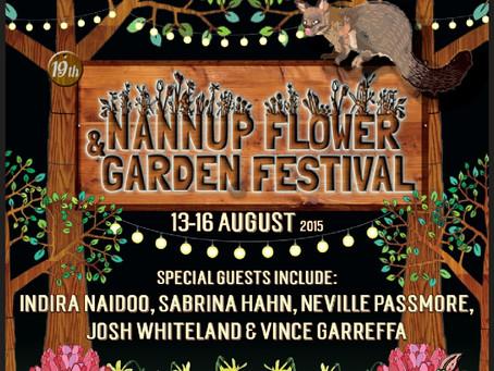Nannup Flower Festival