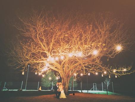 Magic wedding under the Stars
