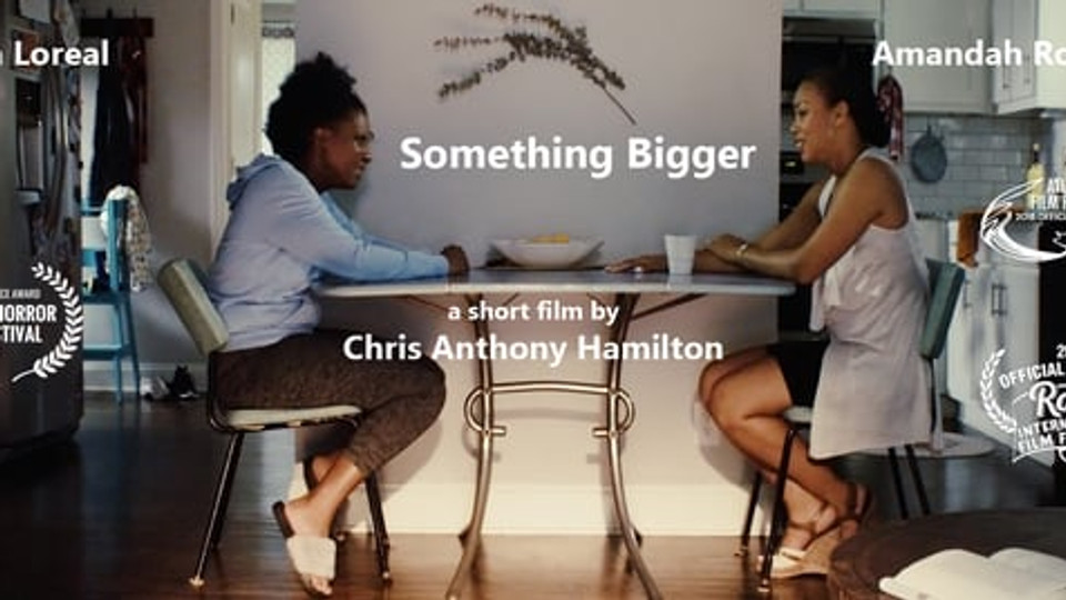 Something Bigger [short film]