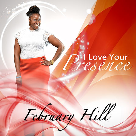 I Love Your Presence single cover.jpg