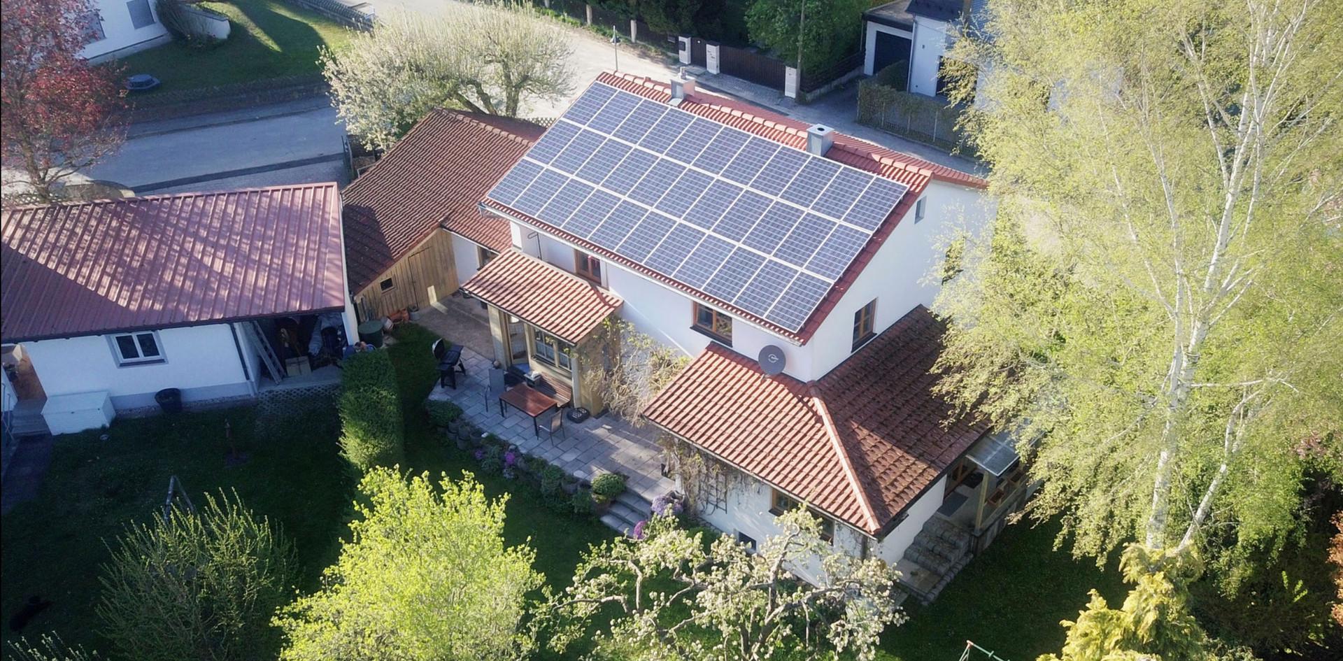 Solarzellen Übersicht
