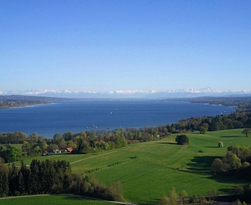 Ammersee Panorama