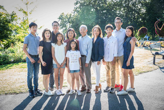 large family photography vancouver