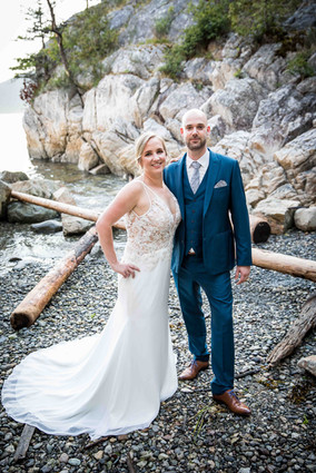 Whytecliff park wedding photos