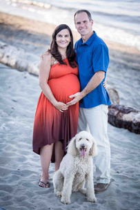 maternity family photos
