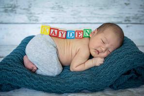 Kayden baby boy