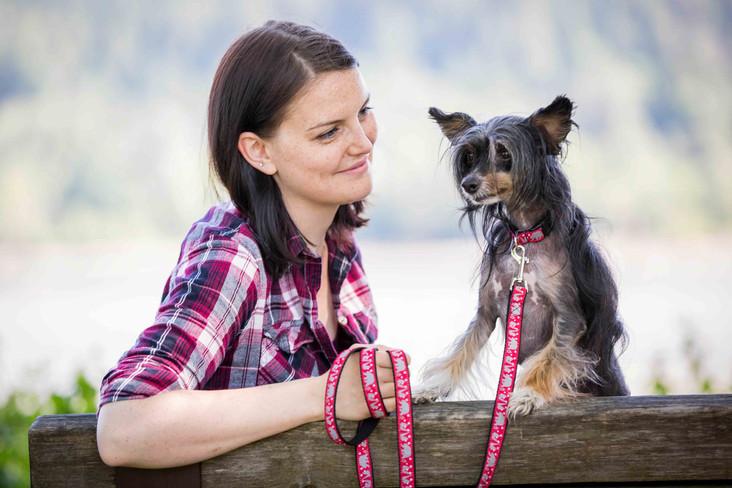 Doggy and me photos