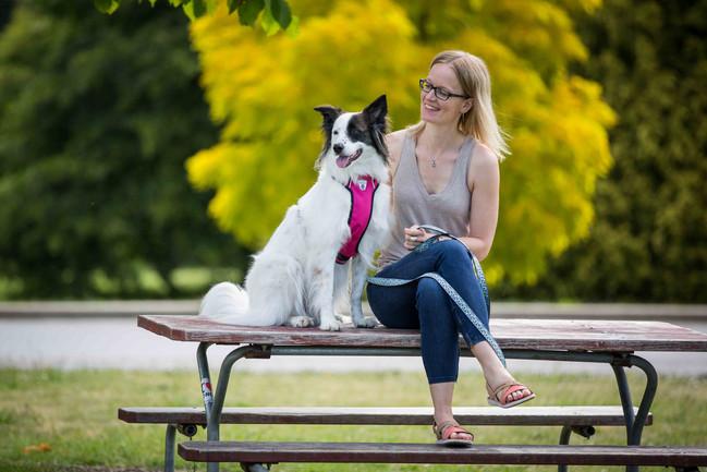 dog photography Vancouver
