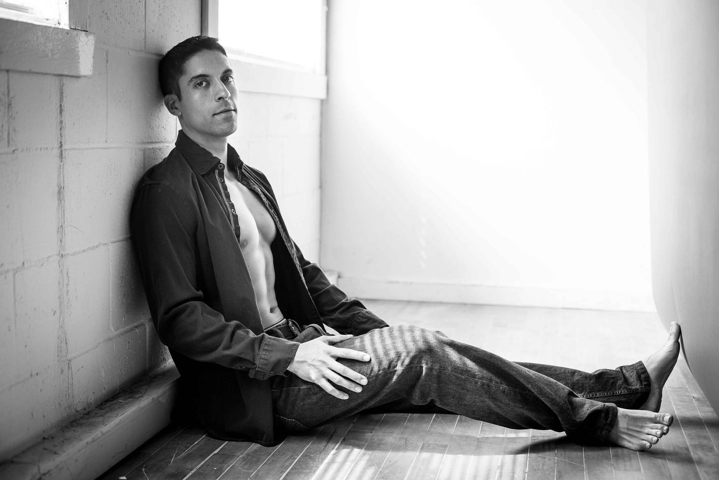 Studio portraits Vancouver