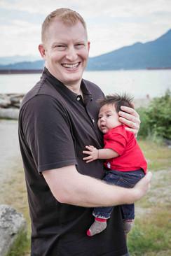 Baby photorapher Vancouver