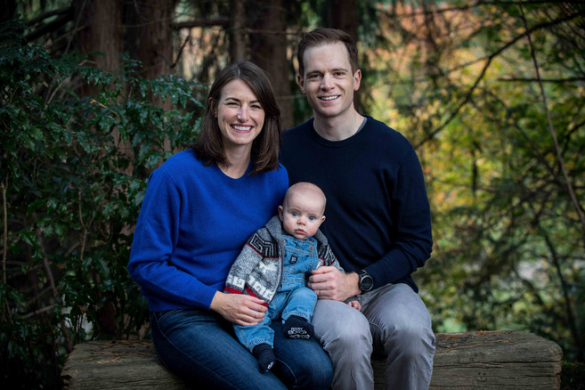 Family photography in Vancouver