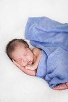 Casual newborn session in Vancouver